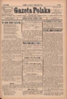 Gazeta Polska: codzienne pismo polsko-katolickie dla wszystkich stanów 1929.10.31 R.33 Nr252