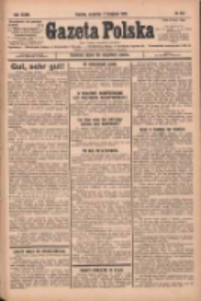 Gazeta Polska: codzienne pismo polsko-katolickie dla wszystkich stanów 1929.11.07 R.33 Nr257