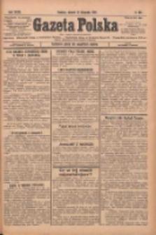 Gazeta Polska: codzienne pismo polsko-katolickie dla wszystkich stanów 1929.11.12 R.33 Nr261