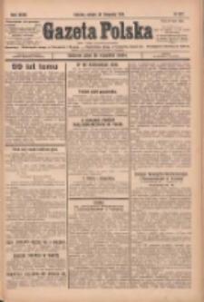 Gazeta Polska: codzienne pismo polsko-katolickie dla wszystkich stanów 1929.11.30 R.33 Nr277