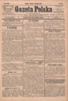 Gazeta Polska: codzienne pismo polsko-katolickie dla wszystkich stanów 1929.12.17 R.33 Nr291
