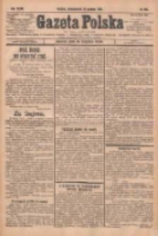 Gazeta Polska: codzienne pismo polsko-katolickie dla wszystkich stanów 1929.12.23 R.33 Nr296