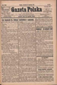 Gazeta Polska: codzienne pismo polsko-katolickie dla wszystkich stanów 1930.09.25 R.34 Nr222