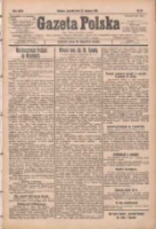 Gazeta Polska: codzienne pismo polsko-katolickie dla wszystkich stanów 1931.01.26 R.35 Nr20