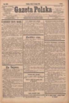 Gazeta Polska: codzienne pismo polsko-katolickie dla wszystkich stanów 1931.02.11 R.35 Nr33
