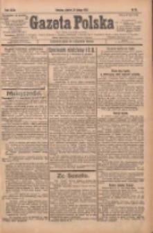 Gazeta Polska: codzienne pismo polsko-katolickie dla wszystkich stanów 1931.02.13 R.35 Nr35