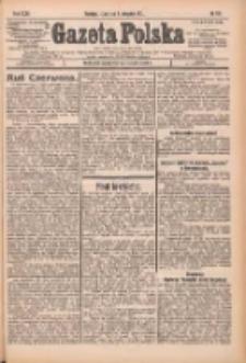 Gazeta Polska: codzienne pismo polsko-katolickie dla wszystkich stanów 1931.08.06 R.35 Nr179