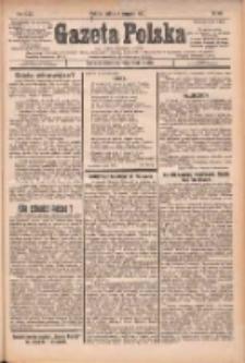 Gazeta Polska: codzienne pismo polsko-katolickie dla wszystkich stanów 1931.08.08 R.35 Nr181