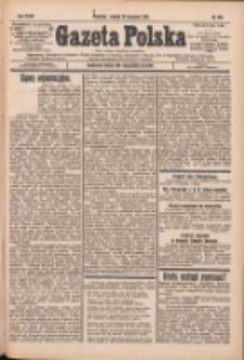 Gazeta Polska: codzienne pismo polsko-katolickie dla wszystkich stanów 1931.08.29 R.35 Nr198
