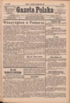 Gazeta Polska: codzienne pismo polsko-katolickie dla wszystkich stanów 1931.10.08 R.35 Nr232