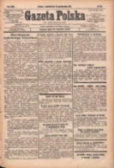 Gazeta Polska: codzienne pismo polsko-katolickie dla wszystkich stanów 1931.10.19 R.35 Nr241