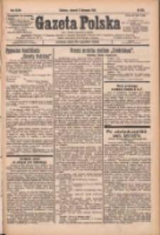 Gazeta Polska: codzienne pismo polsko-katolickie dla wszystkich stanów 1931.11.03 R.35 Nr256