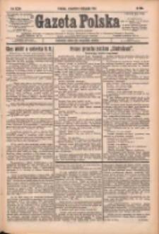 Gazeta Polska: codzienne pismo polsko-katolickie dla wszystkich stanów 1931.11.05 R.35 Nr258