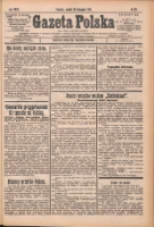 Gazeta Polska: codzienne pismo polsko-katolickie dla wszystkich stanów 1931.11.20 R.35 Nr271