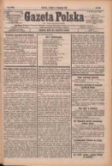 Gazeta Polska: codzienne pismo polsko-katolickie dla wszystkich stanów 1931.11.21 R.35 Nr272