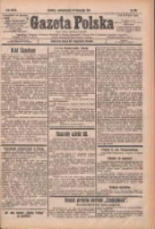 Gazeta Polska: codzienne pismo polsko-katolickie dla wszystkich stanów 1931.11.23 R.35 Nr273