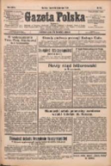 Gazeta Polska: codzienne pismo polsko-katolickie dla wszystkich stanów 1932.06.02 R.36 Nr124