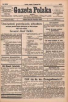 Gazeta Polska: codzienne pismo polsko-katolickie dla wszystkich stanów 1932.06.11 R.36 Nr132
