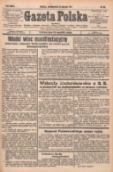 Gazeta Polska: codzienne pismo polsko-katolickie dla wszystkich stanów 1932.06.20 R.36 Nr139