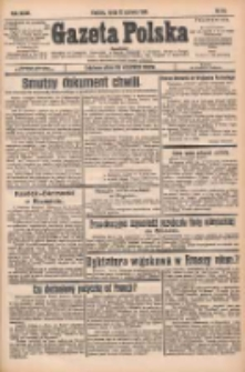 Gazeta Polska: codzienne pismo polsko-katolickie dla wszystkich stanów 1932.06.22 R.36 Nr141