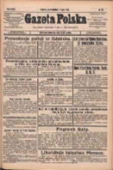 Gazeta Polska: codzienne pismo polsko-katolickie dla wszystkich stanów 1932.07.18 R.36 Nr162