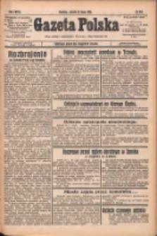 Gazeta Polska: codzienne pismo polsko-katolickie dla wszystkich stanów 1932.07.23 R.36 Nr167