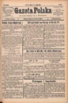 Gazeta Polska: codzienne pismo polsko-katolickie dla wszystkich stanów 1932.09.07 R.36 Nr205