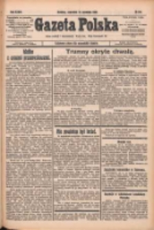 Gazeta Polska: codzienne pismo polsko-katolickie dla wszystkich stanów 1932.09.15 R.36 Nr212