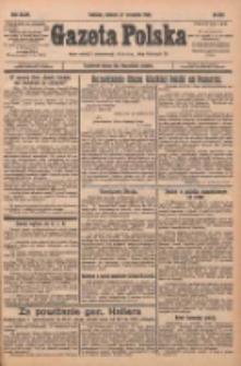 Gazeta Polska: codzienne pismo polsko-katolickie dla wszystkich stanów 1932.09.27 R.36 Nr222