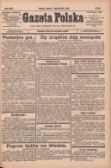 Gazeta Polska: codzienne pismo polsko-katolickie dla wszystkich stanów 1932.10.04 R.36 Nr228