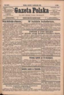 Gazeta Polska: codzienne pismo polsko-katolickie dla wszystkich stanów 1932.10.06 R.36 Nr230