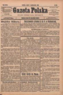 Gazeta Polska: codzienne pismo polsko-katolickie dla wszystkich stanów 1932.10.07 R.36 Nr231