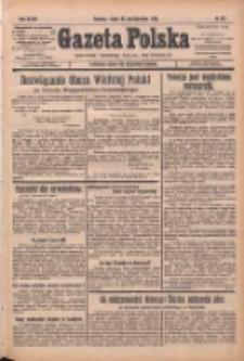 Gazeta Polska: codzienne pismo polsko-katolickie dla wszystkich stanów 1932.10.26 R.36 Nr247