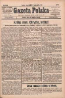 Gazeta Polska: codzienne pismo polsko-katolickie dla wszystkich stanów 1932.10.31 R.36 Nr251
