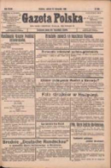 Gazeta Polska: codzienne pismo polsko-katolickie dla wszystkich stanów 1932.11.19 R.36 Nr268