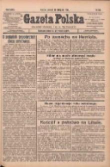 Gazeta Polska: codzienne pismo polsko-katolickie dla wszystkich stanów 1932.11.22 R.36 Nr270