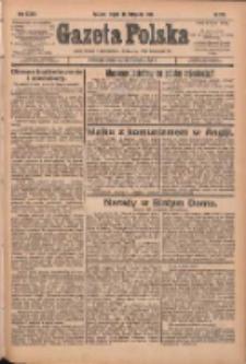 Gazeta Polska: codzienne pismo polsko-katolickie dla wszystkich stanów 1932.11.25 R.36 Nr273