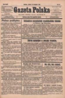 Gazeta Polska: codzienne pismo polsko-katolickie dla wszystkich stanów 1932.11.26 R.36 Nr274