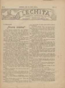 Lechita: dodatek niedzielny do Lecha - Gazety Gnieźnieńskiej 1927.07.10 R.4 Nr29
