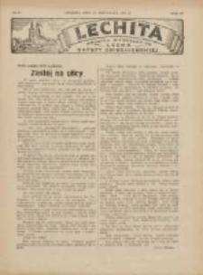 Lechita: dodatek niedzielny do Lecha - Gazety Gnieźnieńskiej 1927.11.27 R.4 Nr49