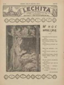Lechita: dodatek niedzielny do Lecha - Gazety Gnieźnieńskiej 1927.12.25 R.4 Nr53