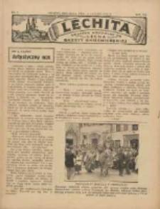 Lechita: dodatek niedzielny do Lecha - Gazety Gnieźnieńskiej 1930.02.16 R.17 Nr7