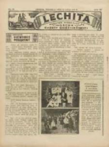 Lechita: dodatek niedzielny do Lecha - Gazety Gnieźnieńskiej 1930.07.27 R.7 Nr30