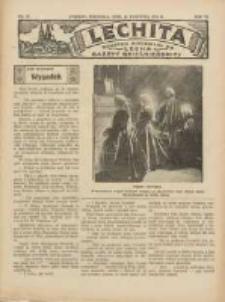 Lechita: dodatek niedzielny do Lecha - Gazety Gnieźnieńskiej 1930.09.14 R.7 Nr37
