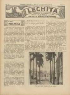 Lechita: dodatek niedzielny do Lecha - Gazety Gnieźnieńskiej 1930.10.19 R.7 Nr42