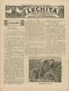 Lechita: dodatek niedzielny do Lecha - Gazety Gnieźnieńskiej 1930.11.02 R.7 Nr44