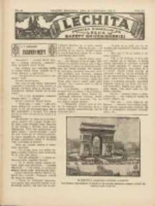 Lechita: dodatek niedzielny do Lecha - Gazety Gnieźnieńskiej 1930.11.23 R.7 Nr47