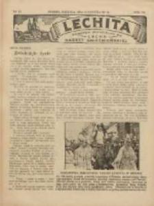 Lechita: dodatek niedzielny do Lecha - Gazety Gnieźnieńskiej 1931.04.12 R.8 Nr15