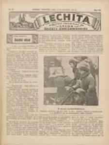 Lechita: dodatek niedzielny do Lecha - Gazety Gnieźnieńskiej 1932.12.18 R.9 Nr50