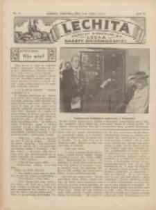 Lechita: dodatek niedzielny do Lecha - Gazety Gnieźnieńskiej 1933.03.05 R.10 Nr10